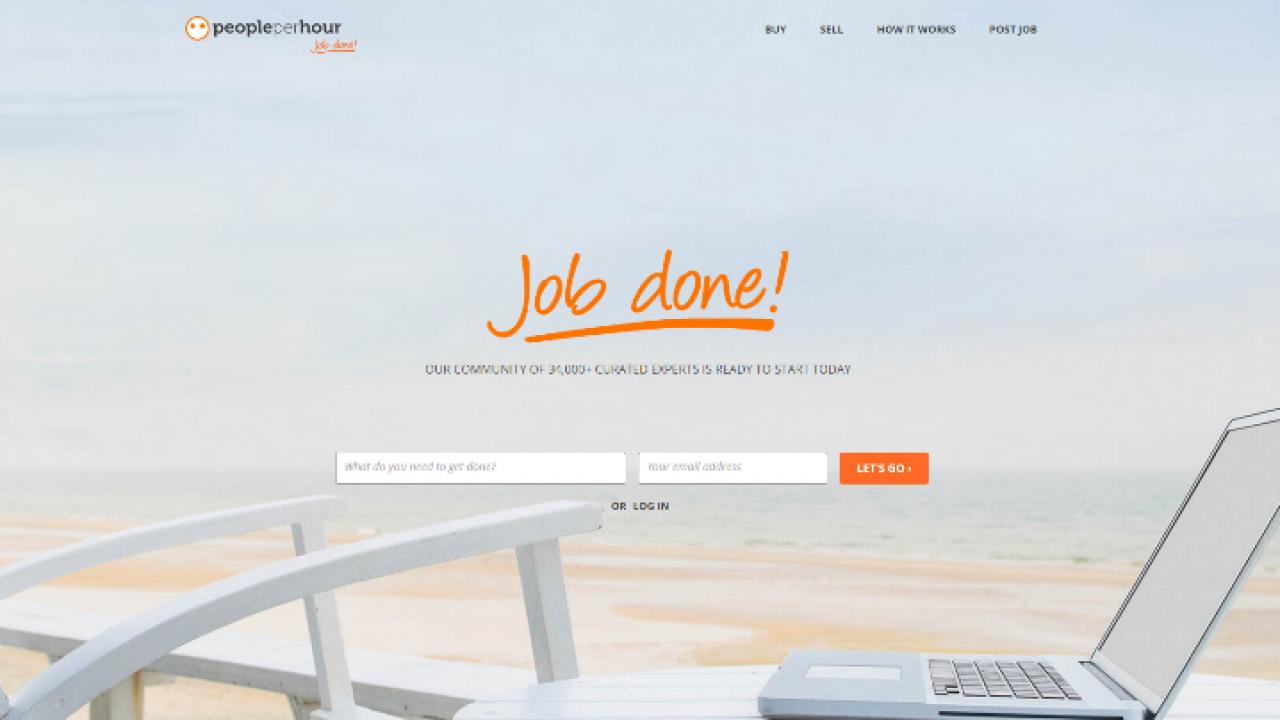 PeoplePerHour Remote Jobs Search Platform for Freelancers