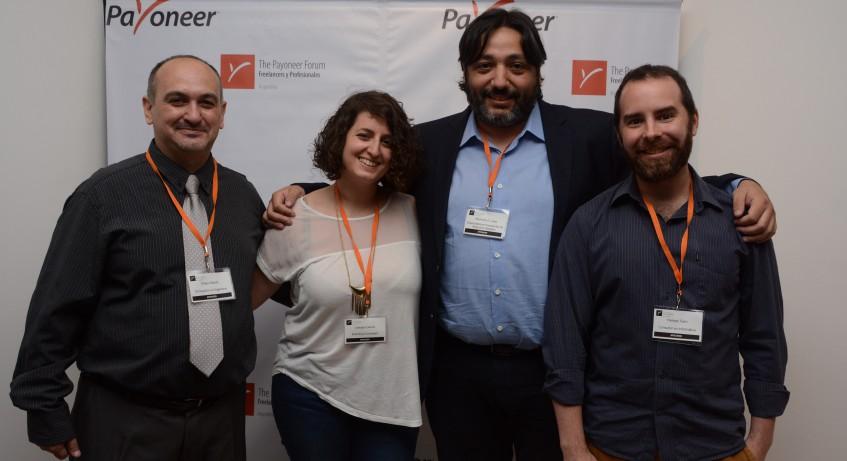 Payoneer Forum Buenos Aires speakers
