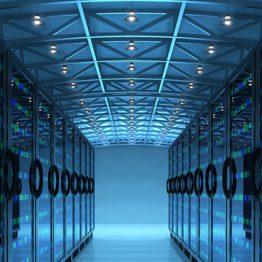 Web Hosting Computer Servers