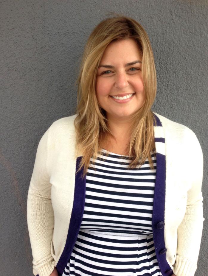 Headshot of Gabi Moskowitz, BrokeAss Gourmet author