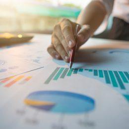 Affiliate marketing relies heavily on metrics