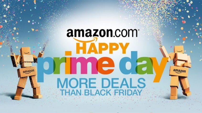 Amazon Prime Day ad