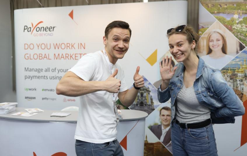 The Payoneer Forum Lviv, Ukraine: Event Recap