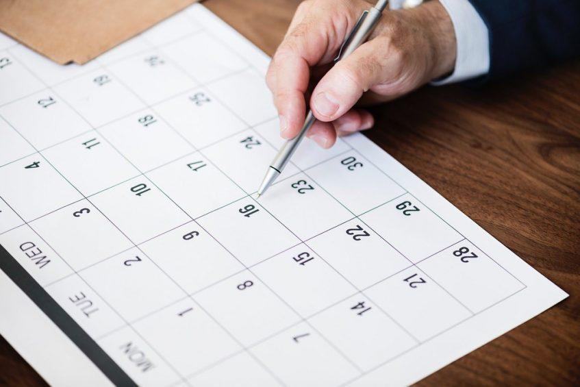 Scheduling Meetings