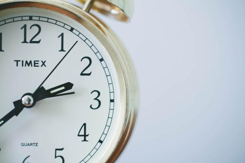 Managing Time Zones