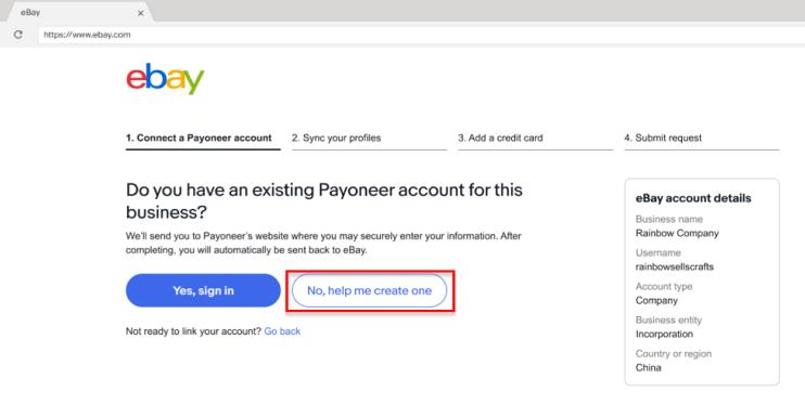 Mendaftar Akun Payoneer Untuk Mengelola Pembayaran Ebay Anda Payoneer Blog