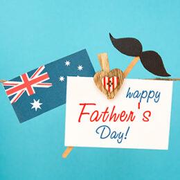 father's day australia ecommerce