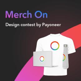 payoneer design contest merchandise